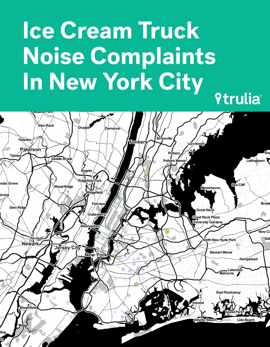 The Noisiest Neighbourhoods in New York, Seattle, and San Francisco