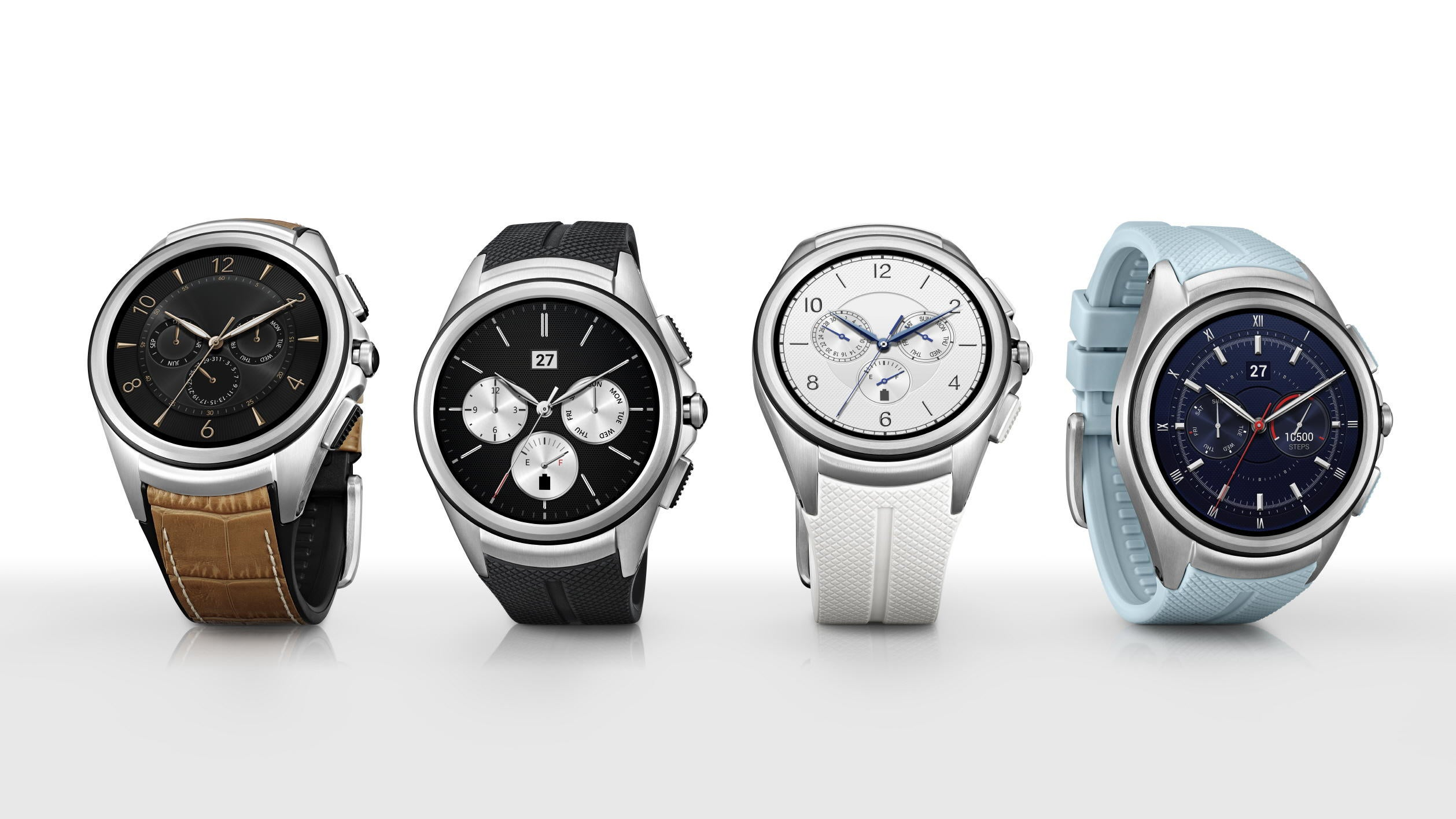 LG's Got a Shiny New Watch, and a Crazy Smartphone to Go With It