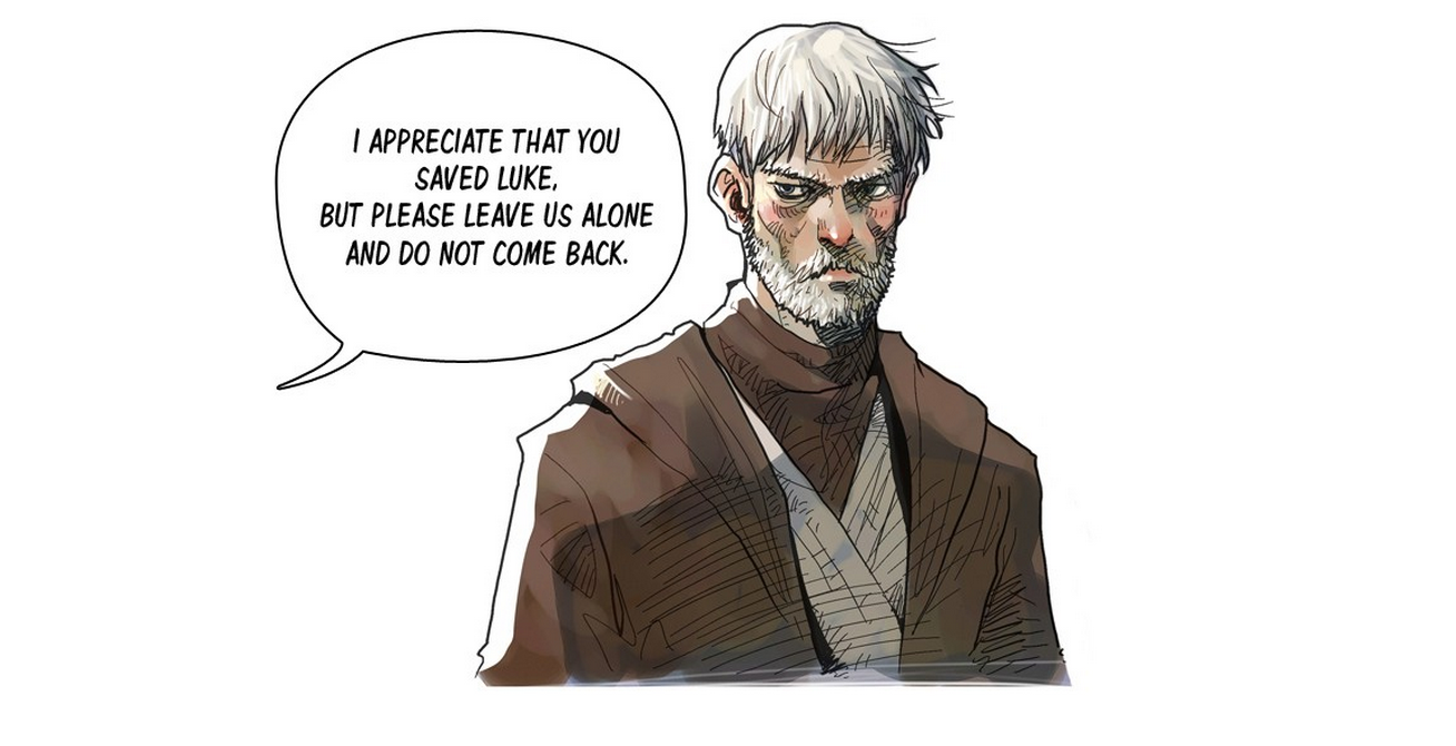 New Star Wars Comic Shows Luke Skywalker Growing Up on Tatooine