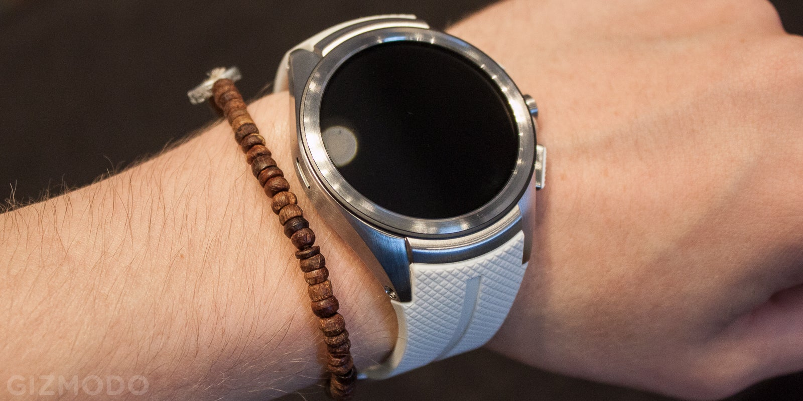The LG Watch Urbane 2 Is Android Wear's First LTE Smartwatch, And It's Big As Hell