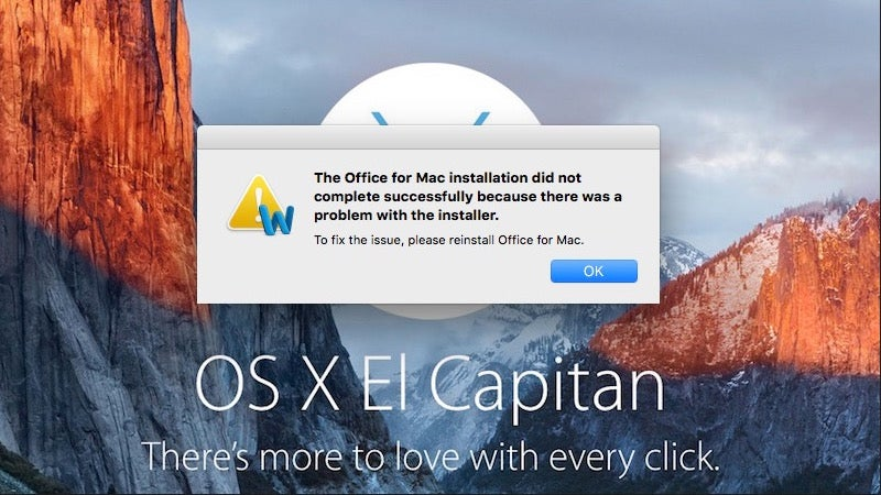 Have You Run Into Problems with Any Software on El Capitan?