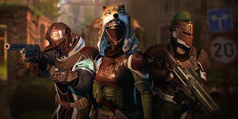 Destiny's Iron Banner And Trials of Osiris Are Getting Some Changes