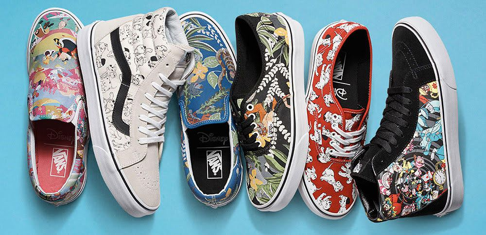 Every Grown-Up Child Needs These Disney Vans