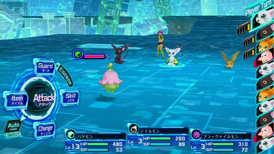 I'm Playing Digimon Wrong and I Can't Help Myself