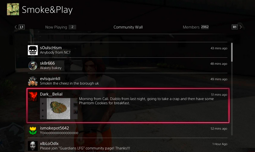 The Most Popular PS4 Communities Are Hilarious (And Sometimes Awful)