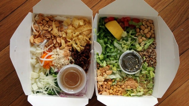 Stock Your Office Drawer with Everything You Need for Tastier Work Lunches