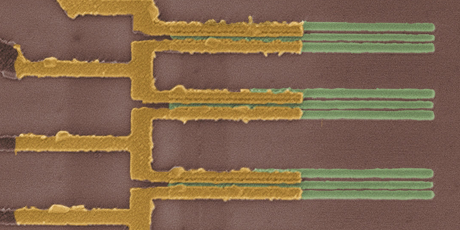 IBM Is Shrinking Transistors With Rows Of Tiny Carbon Nanotubes