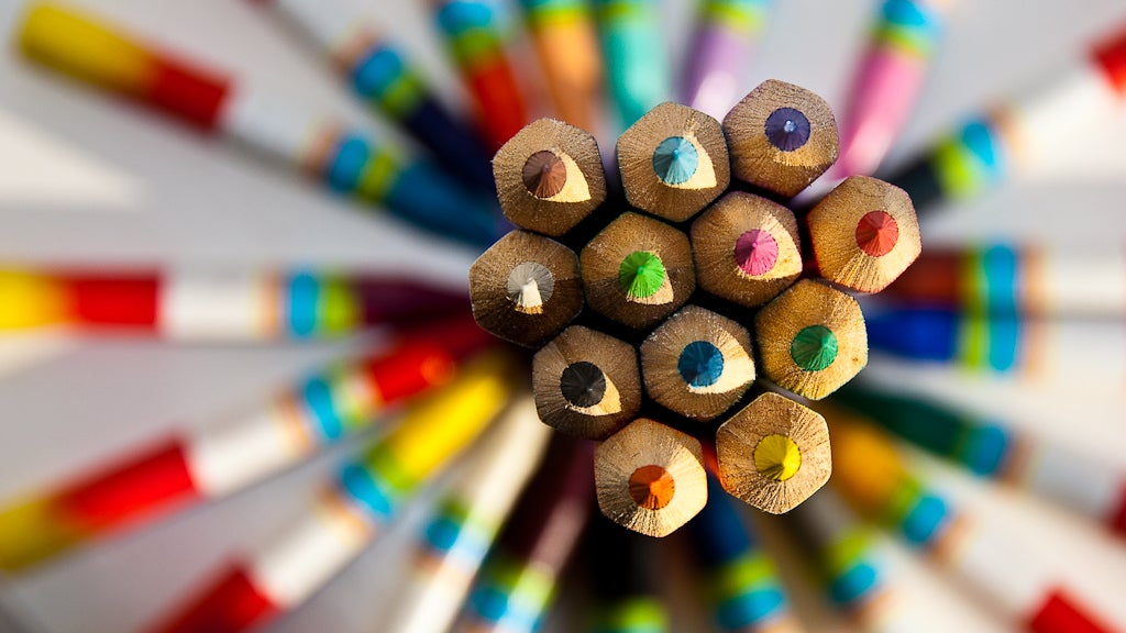 Try Meditative Colouring to Help Ease Stress and Anxiety