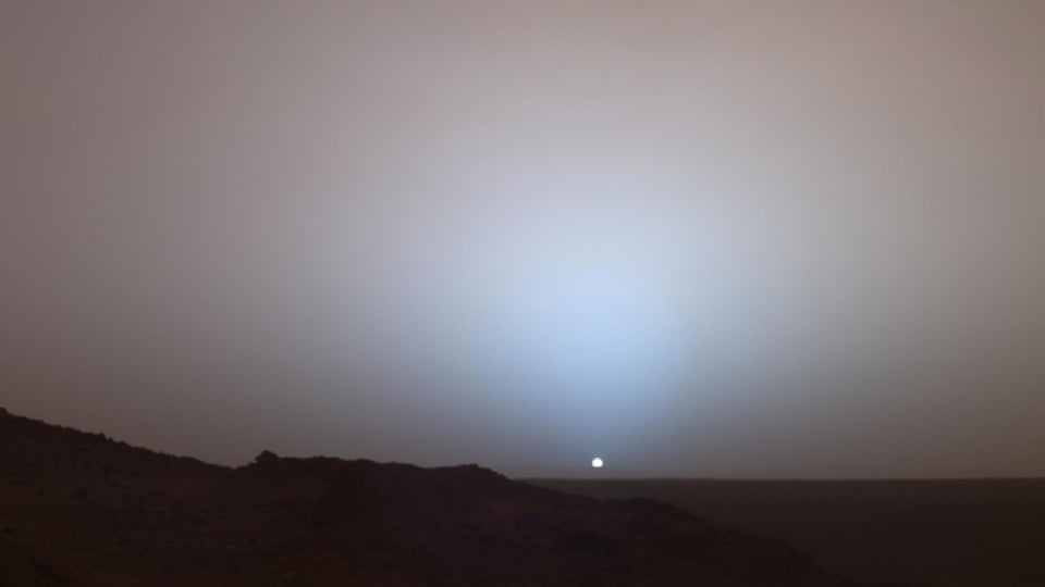 Stunning Photo Shows Where the Curiosity Rover is Headed Next on Mars