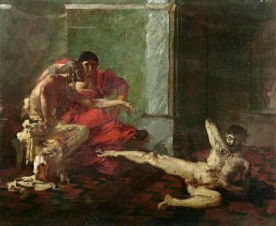 Badass Historical Chemists: Locusta