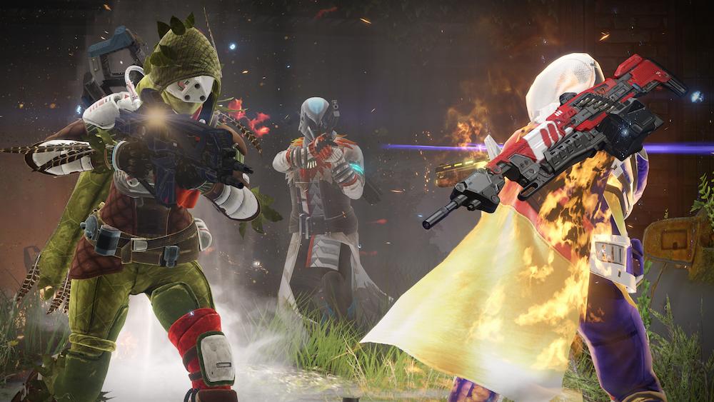 Sources: Destiny's DLC Plan Is Changing Big-Time