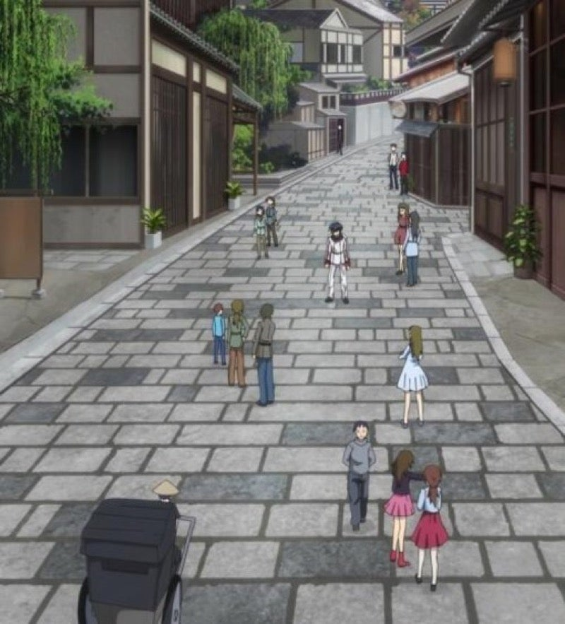Spot the Anime Mistakes