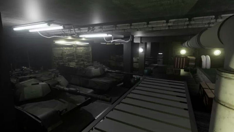 Fan's Remaking The Original 1987 Meal Gear In Unreal Engine