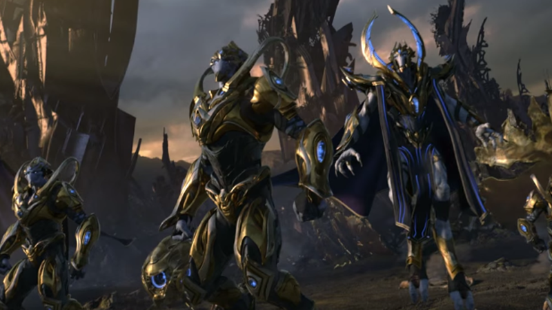 StarCraft II's New Patch Won't Support Old Replays