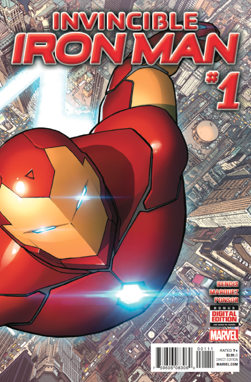 The New Invincible Iron Man Comic Has a Big Shocker About One of Marvel's Biggest Villains