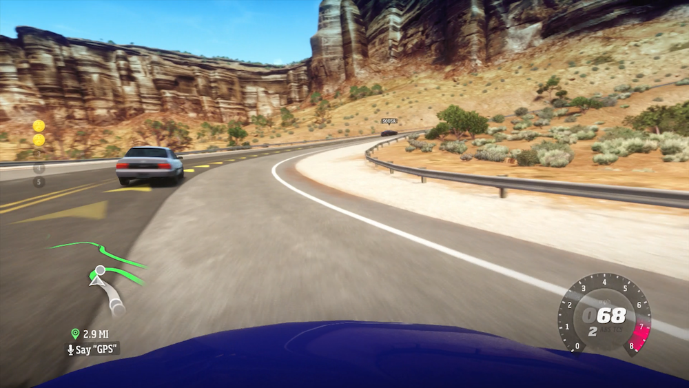 I Keep Going Back To The First Forza Horizon