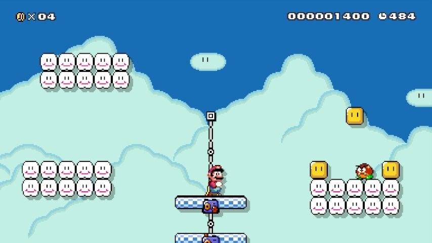 Lost Mario Levels Remade In Super Mario Maker