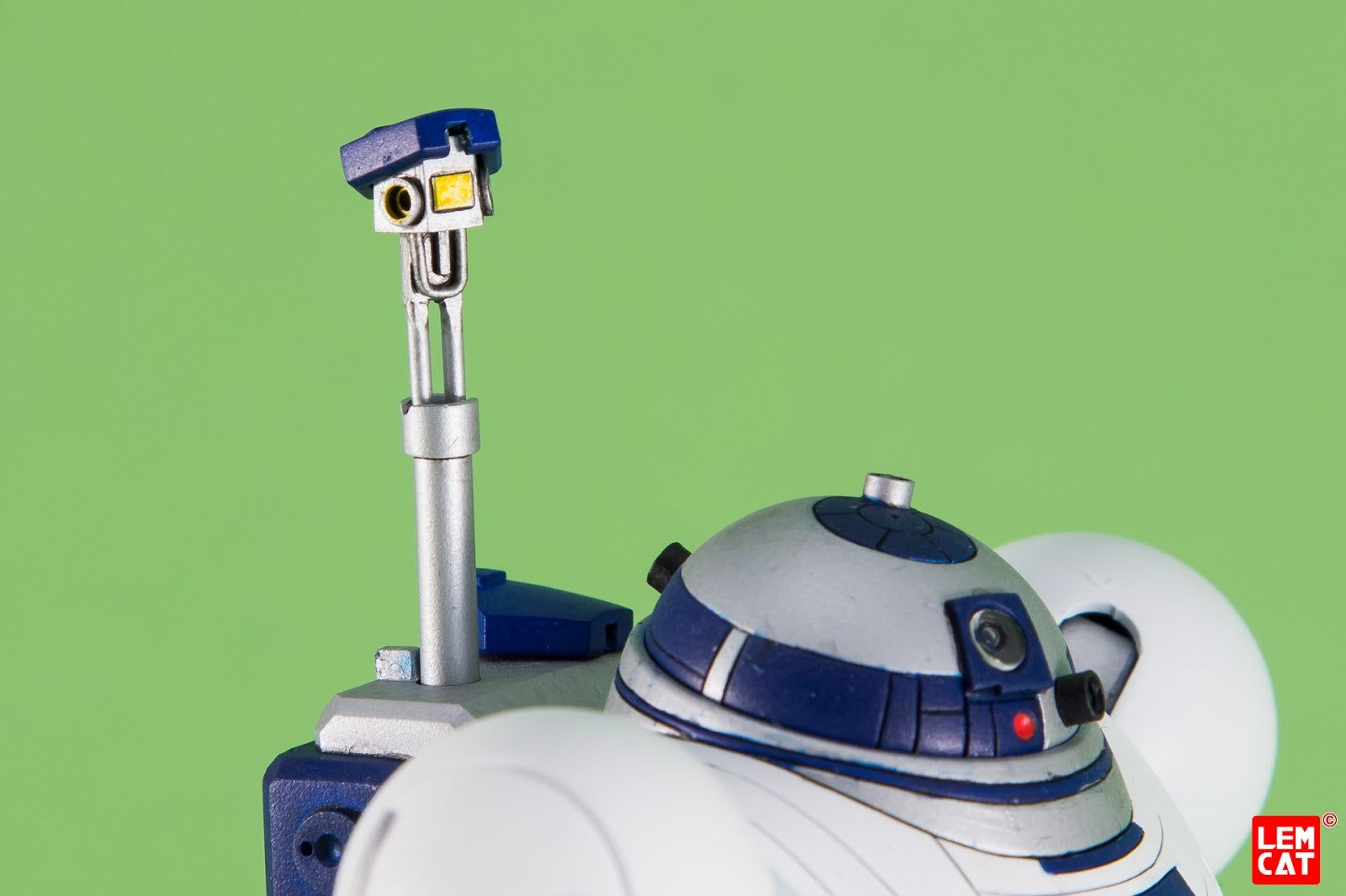 R2-D2 Has Been Lifting, Bro