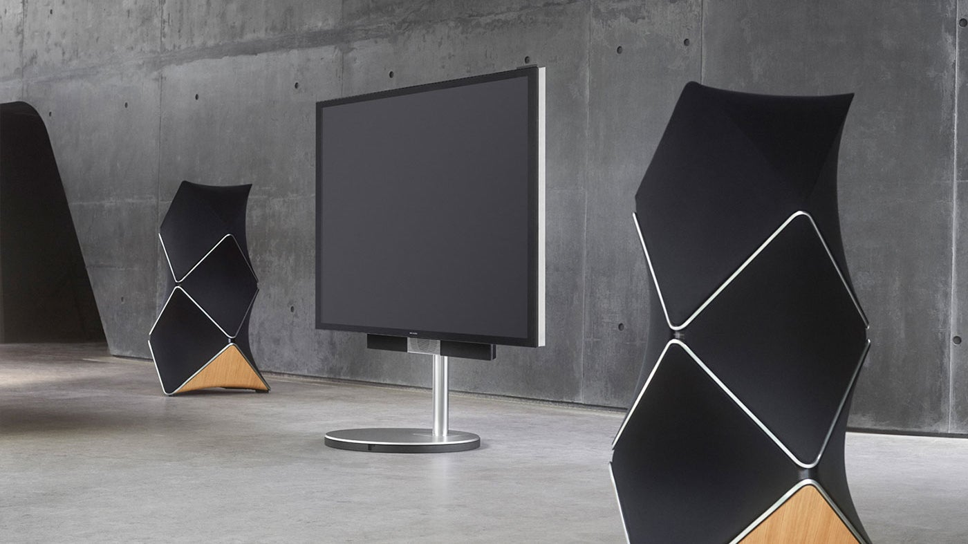 For $US40,000, This Bang & Olufsen Speaker Should Play Sound in 11 Dimensions