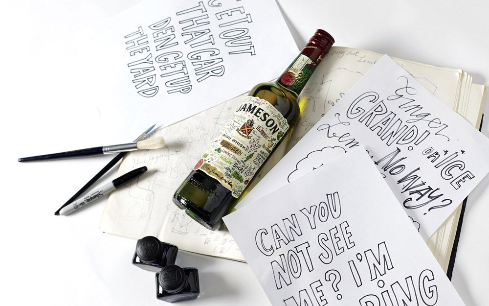 9 Gorgeous Pieces Of Hand-Lettered Art