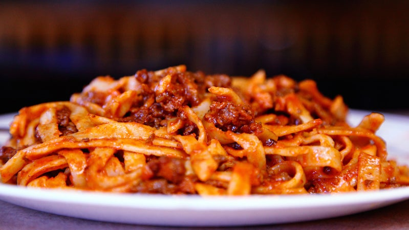 Treat Leftover Pasta Water Like Seasoning for Your Sauce
