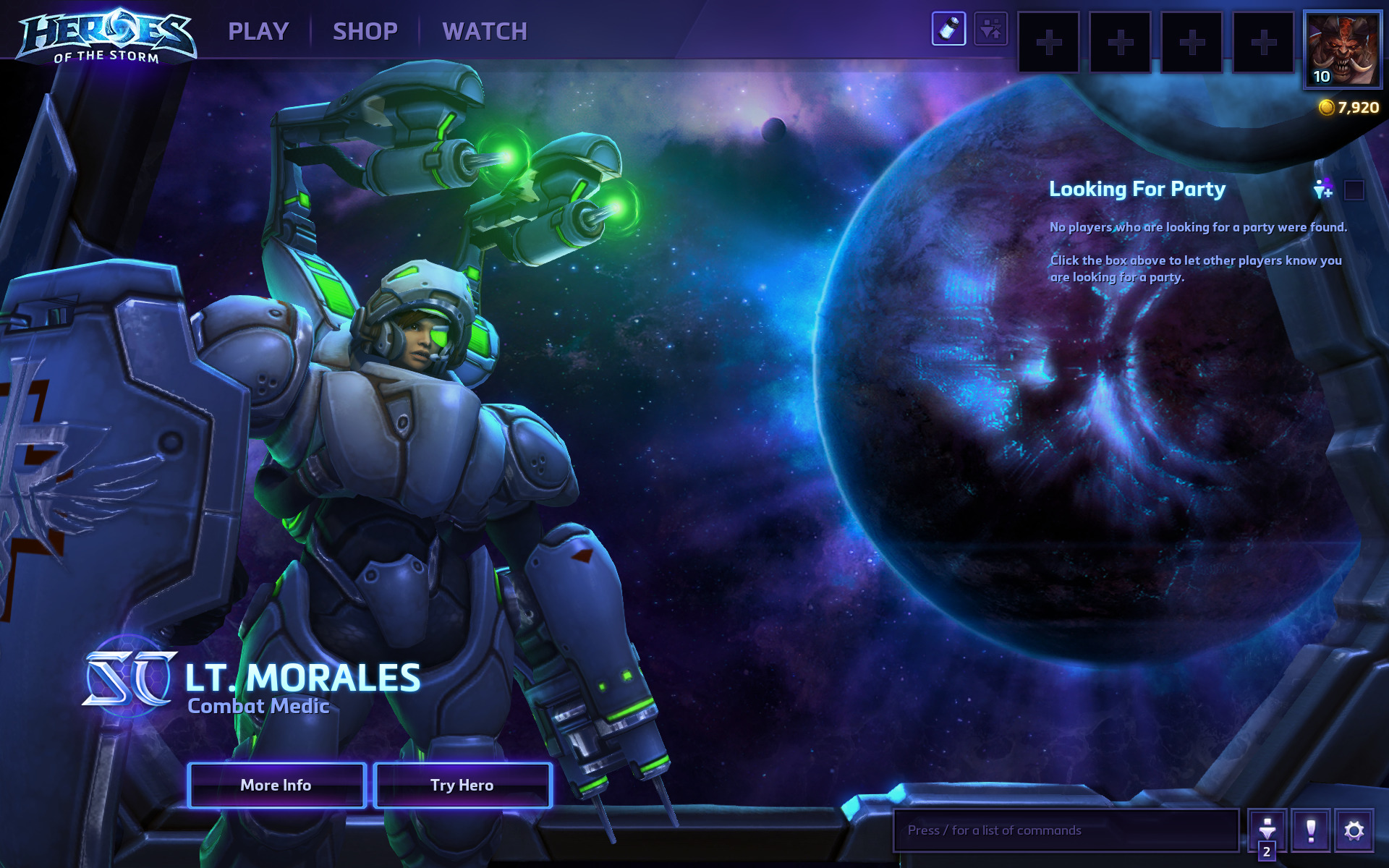 The StarCraft Medic's New Lines In Heroes Of The Storm Are Less Flirty