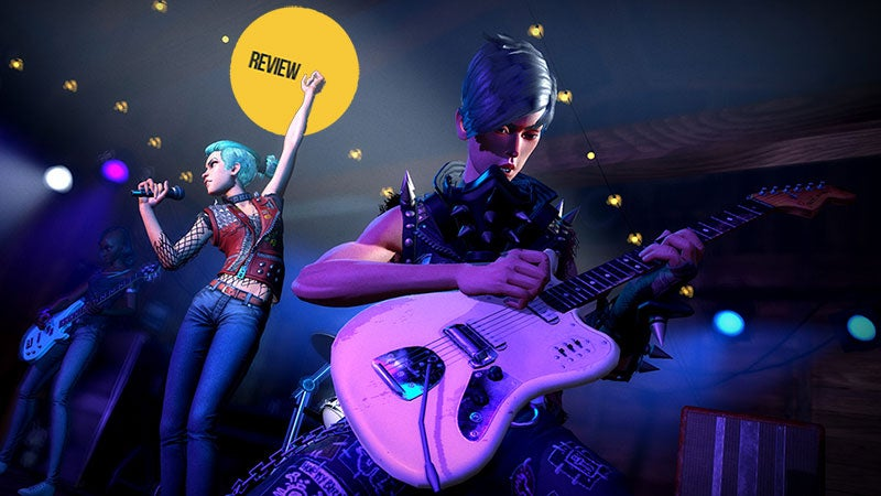 Rock Band 4: The Kotaku Review