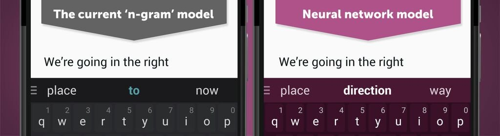 Swiftkey Has a Neural Network Keyboard and It's Creepily Good