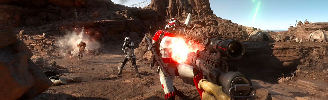 10 Priceless Fails From The Star Wars Battlefront Beta