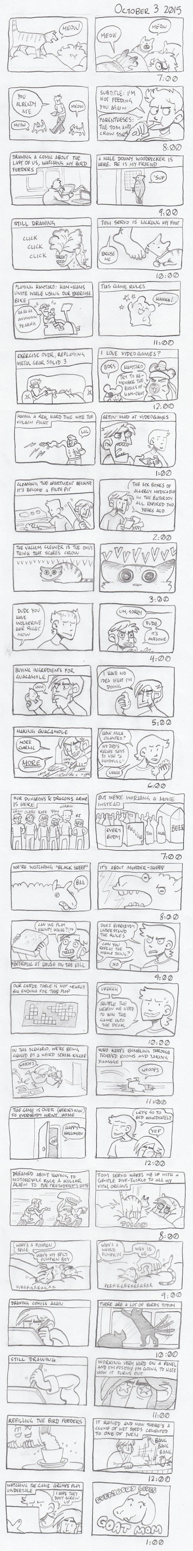 Sunday Comics: Epically Tea-Bagged