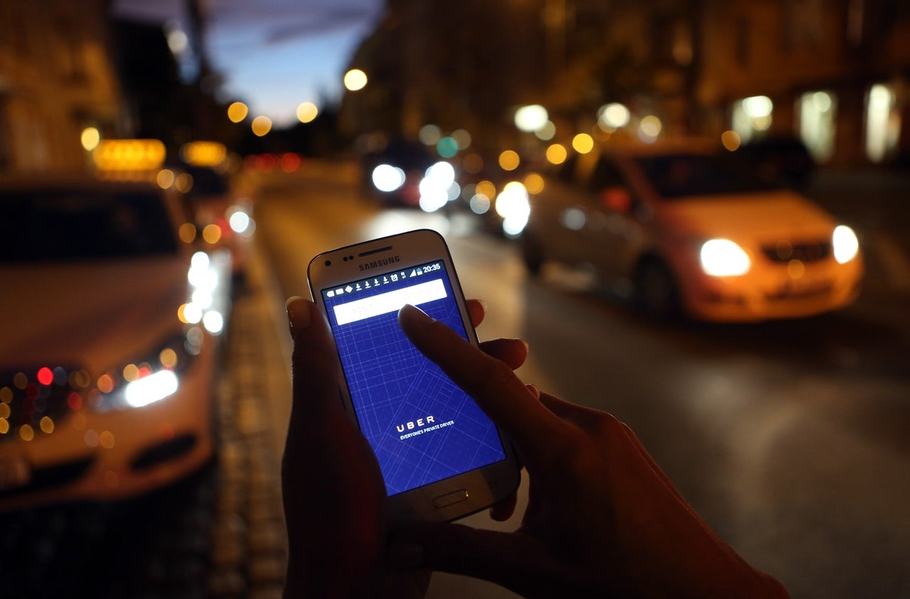 Man Robs Store, Uses Uber for Getaway Car