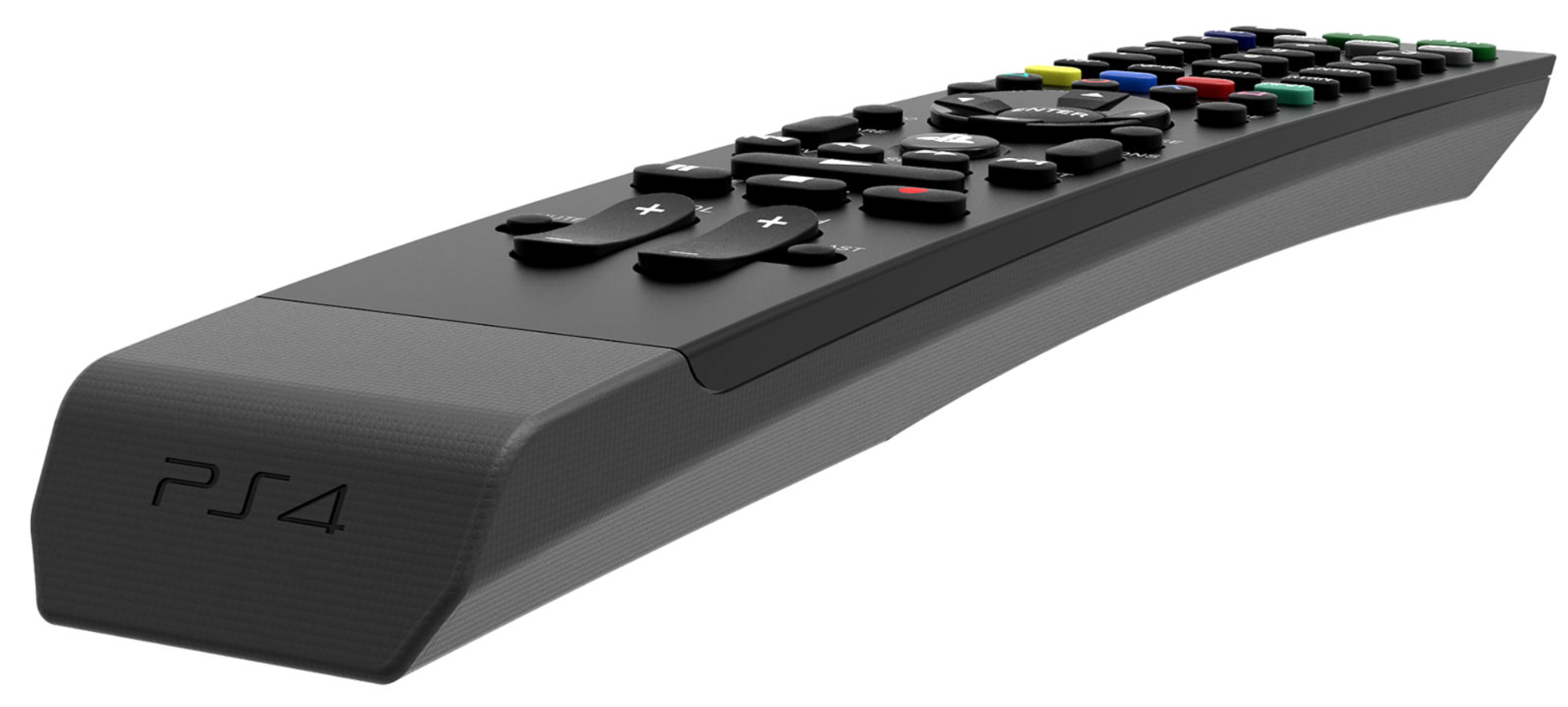 A New PS4 Remote Makes the Playstation a Halfway Decent Set-Top Box