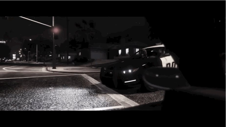 Great GTA V Video Takes You Through One Criminal's Very Bad Night