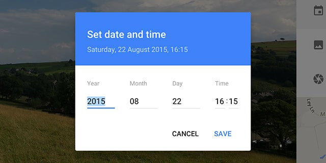 How To Edit Timestamps in Google Photos