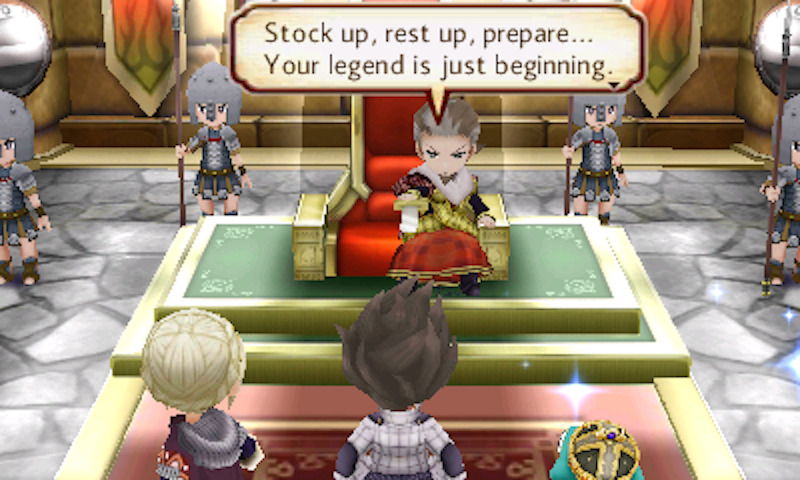 I Wish I Liked Legend of Legacy More