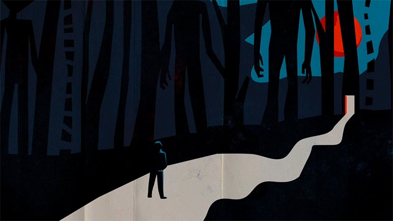 This animation teaser for The X-Files is so awesome