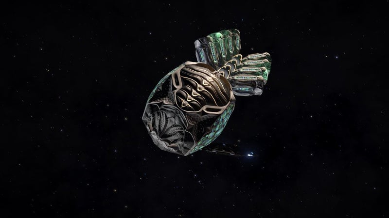 Months Later, Elite: Dangerous Players Make Major Discovery About Mysterious Alien Artifacts