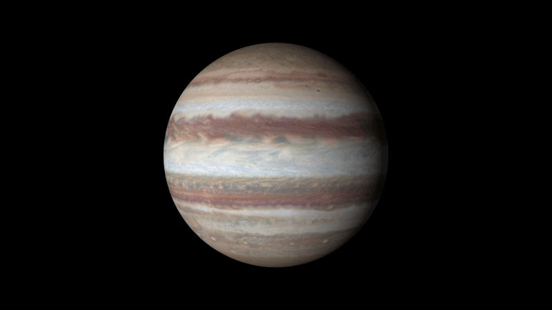 New Hubble Video Shows Jupiter in Glorious Ultra High Definition
