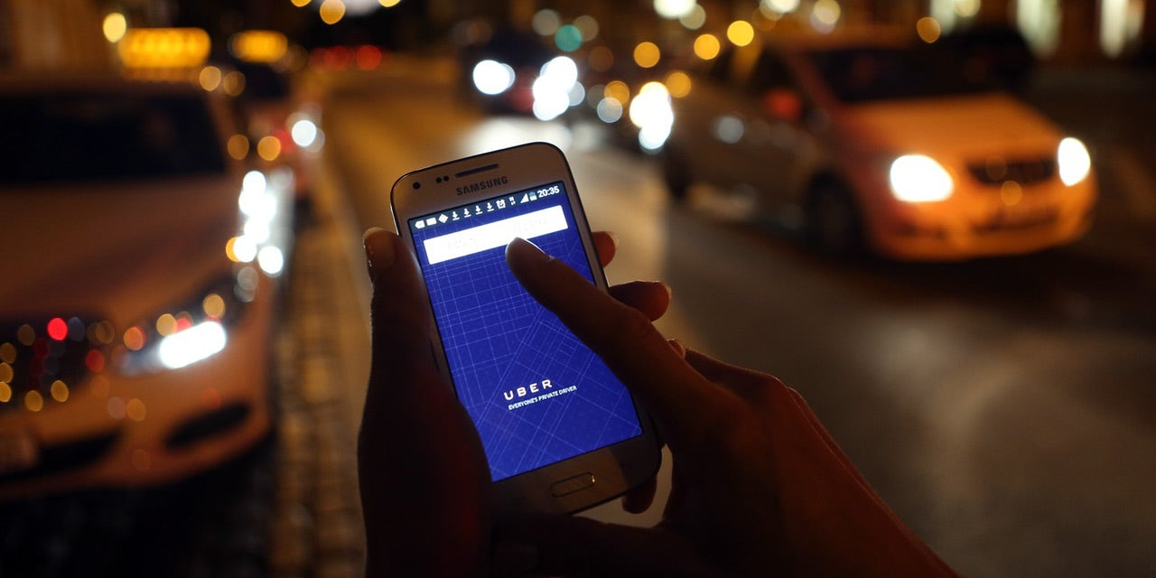 Uber Is Using Its Drivers to Look for Missing Children