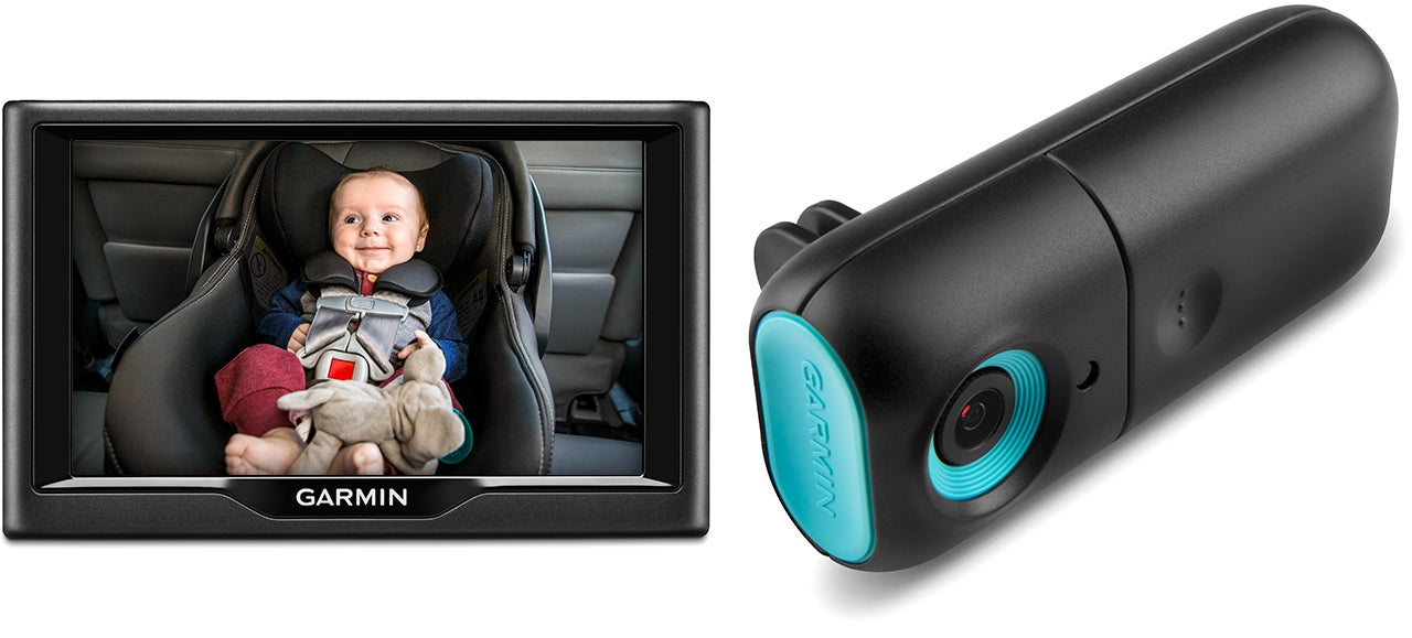 Garmin Now Puts Directions and a Live Feed of Your Baby On Your Car's GPS