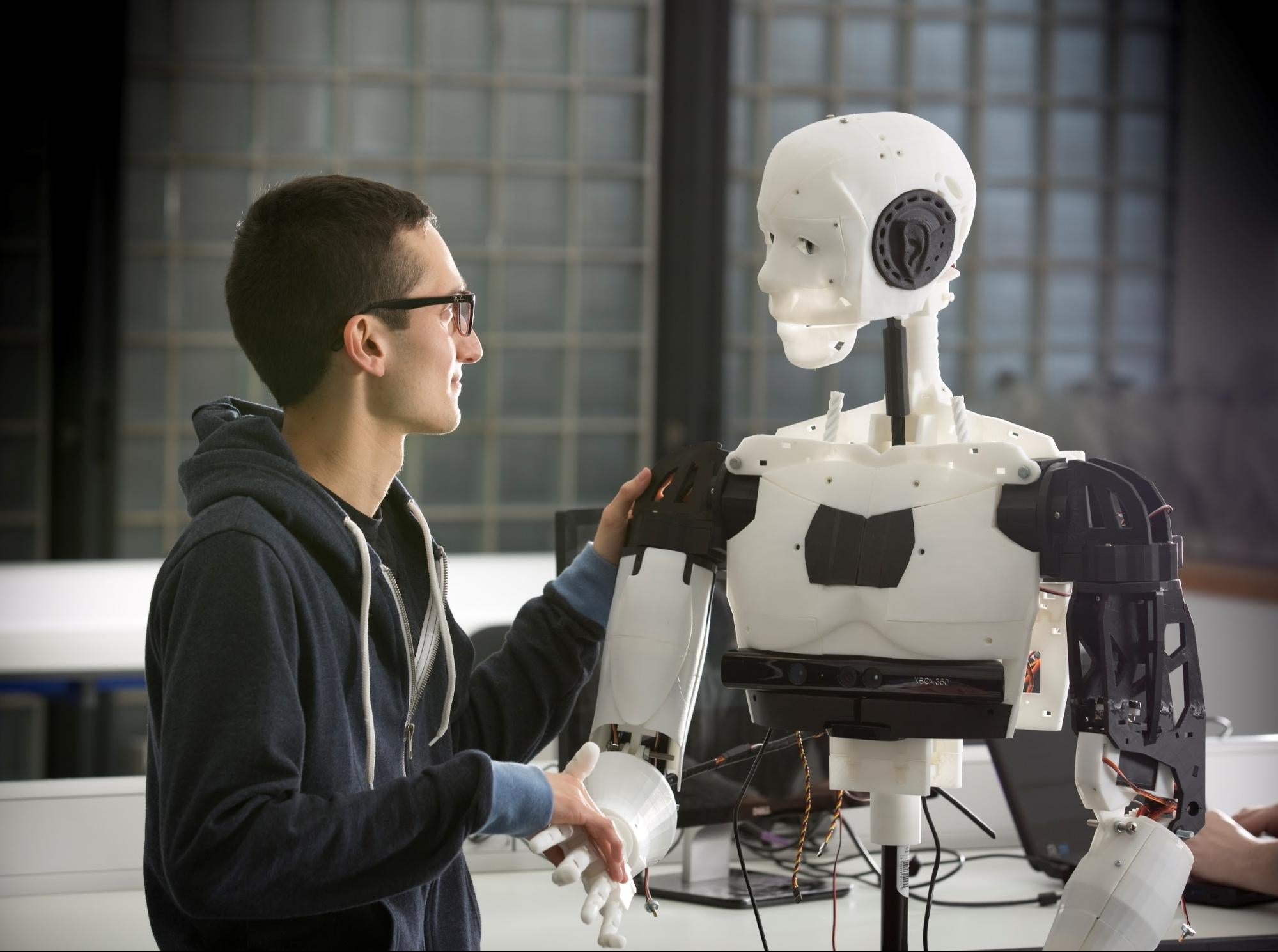 Will Humans Love Robots More When They're Flawed? Absolutely Not.