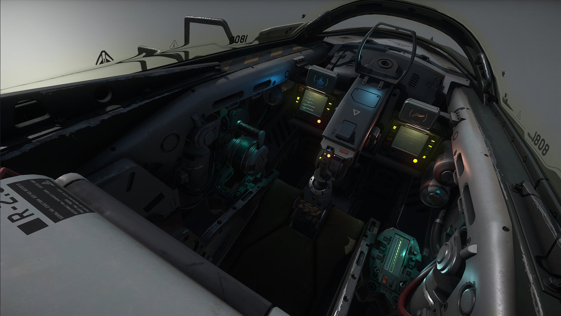For Lovers Of Cockpits
