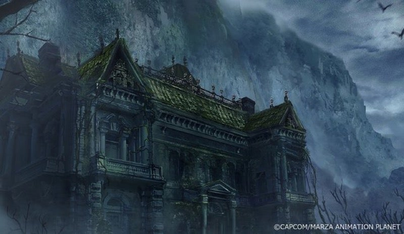 Capcom Is Making a New Resident Evil CG Movie