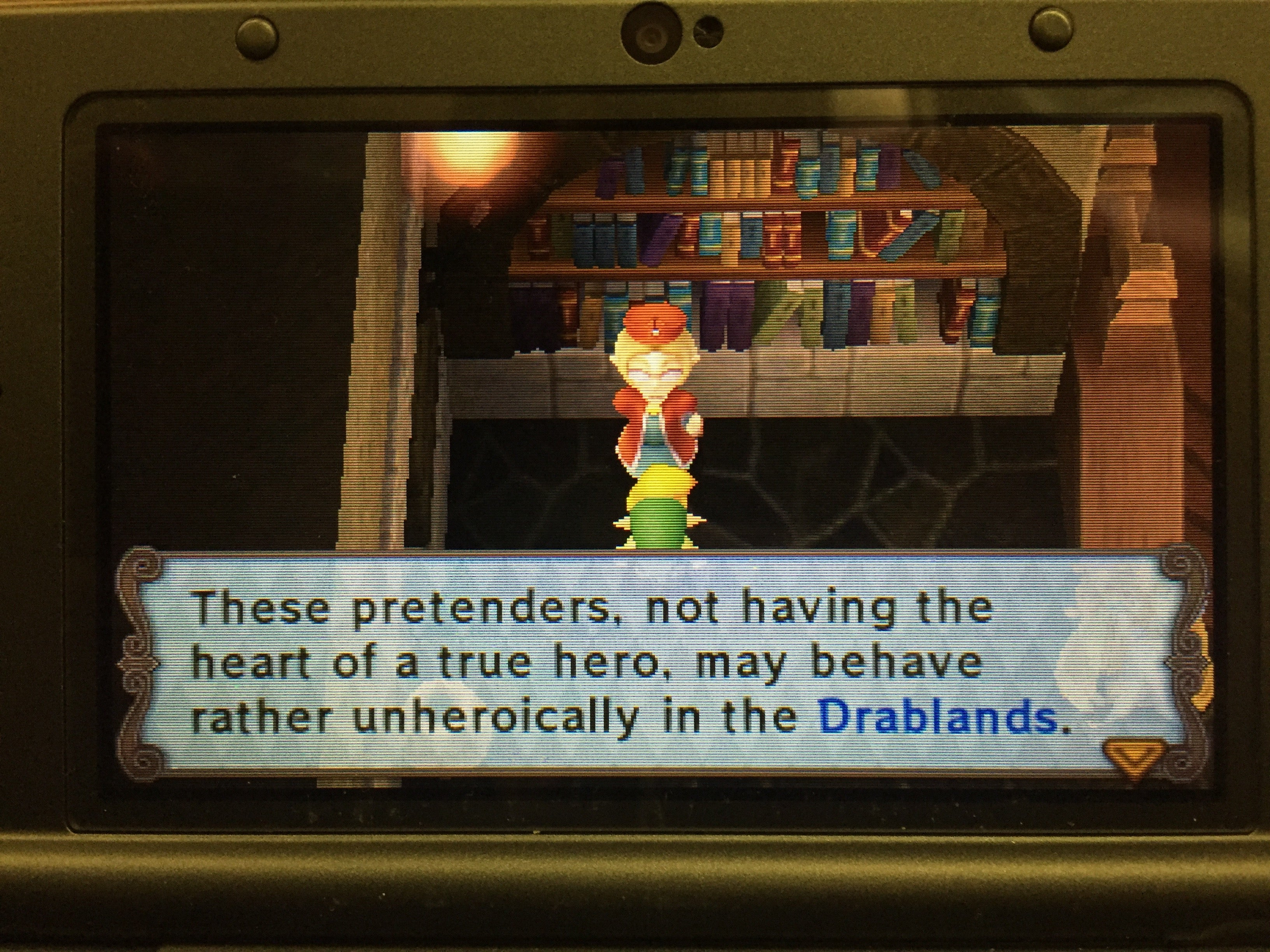 Zelda: Tri Force Heroes Lets You 'Blacklist' Internet Jerks