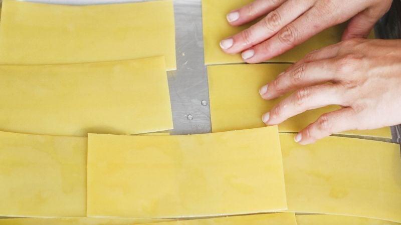 Turn Leftover Lasagna Noodles Into Delicious Pasta Crackers