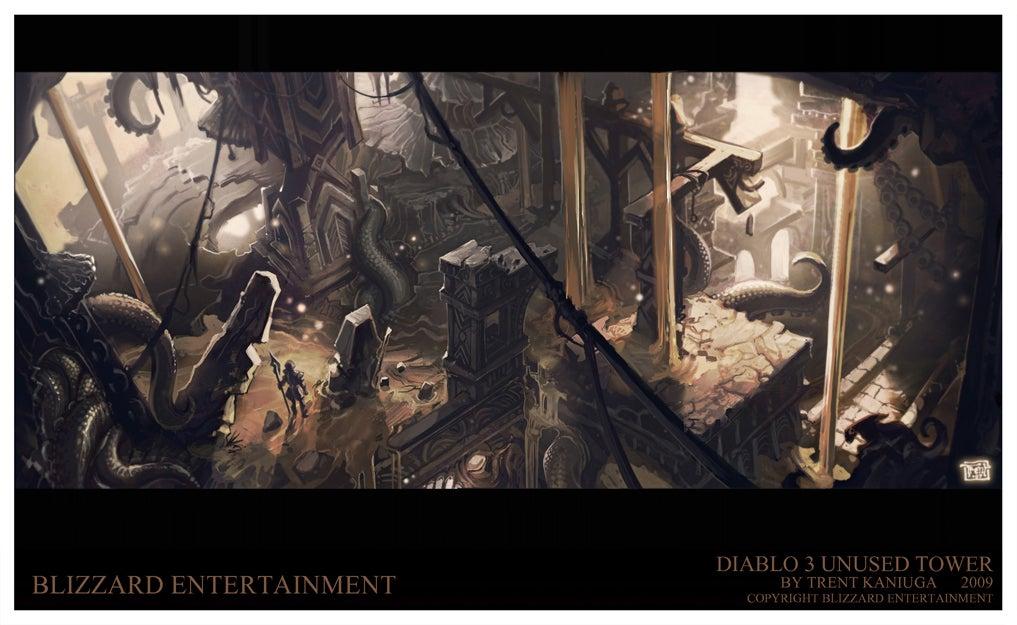 Art From Blizzard, League of Legends & Capcom