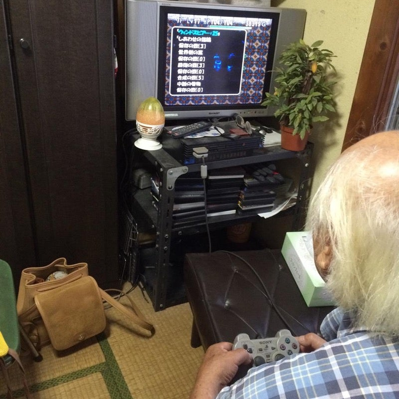 The 79-Year-Old Japanese Man Who Plays Dark Souls II