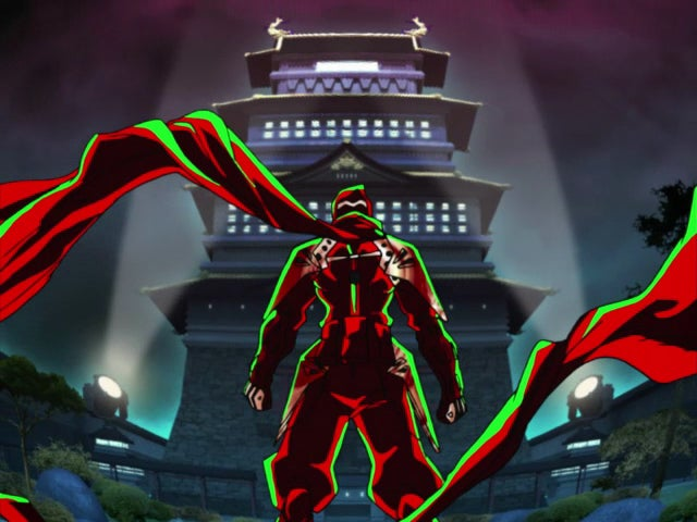The Only Thing I Enjoyed About Ninja Slayer Was the Art