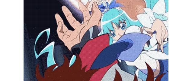 Magical Anime Girls Kicking Arse and Taking Names