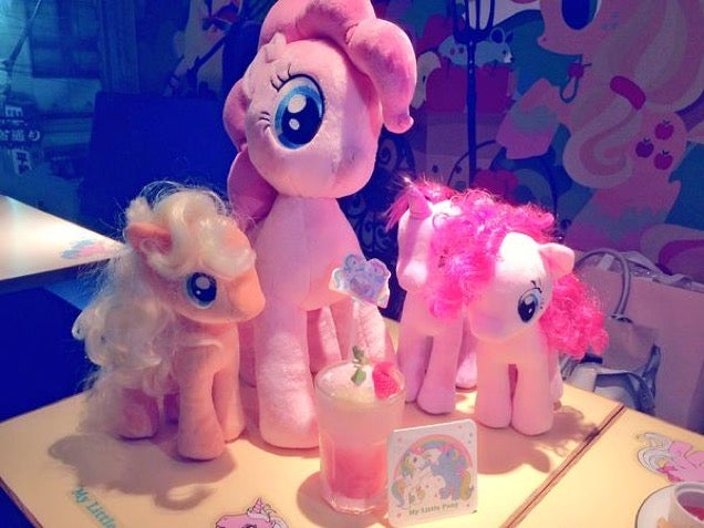 Japan Has a My Little Pony Cafe